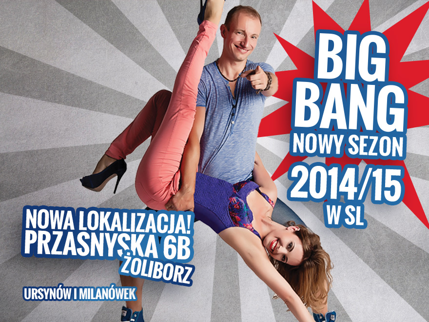 BIG BANG! Nowy sezon w SL!