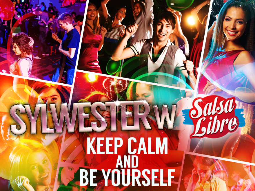 Sylwester BE YOURSELF 2014/2015 w Salsa Libre