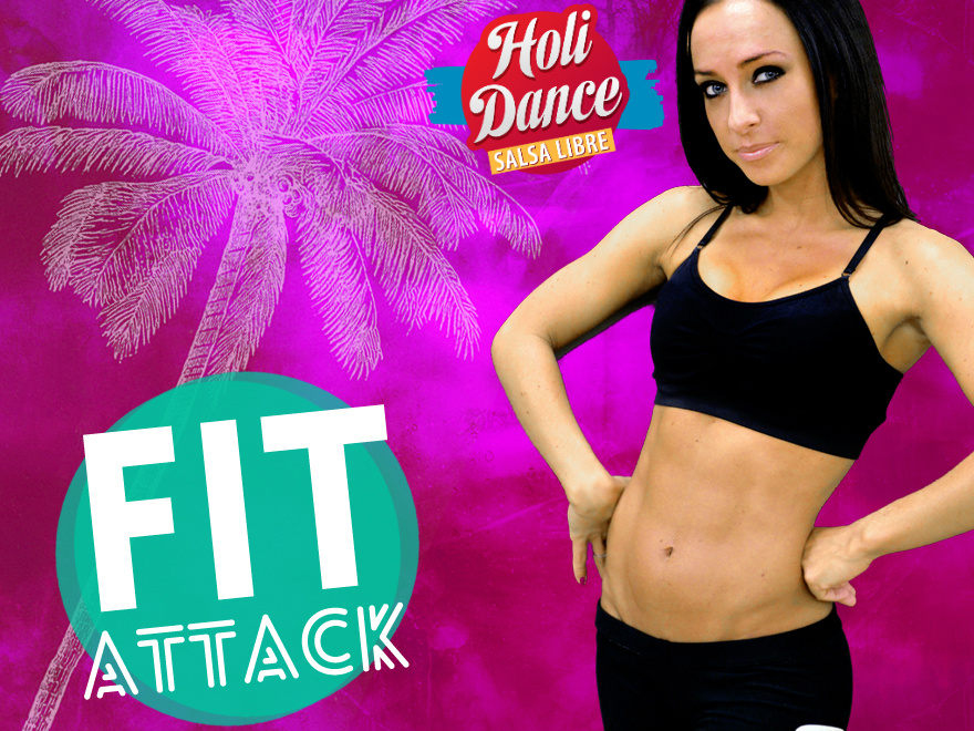 HoliDance - Dance Fit Attack 6-10.07
