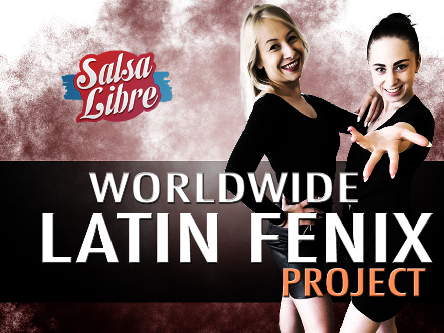 WORLDWIDE LATIN FENIX PROJECT by Magda Liuzza 23.11