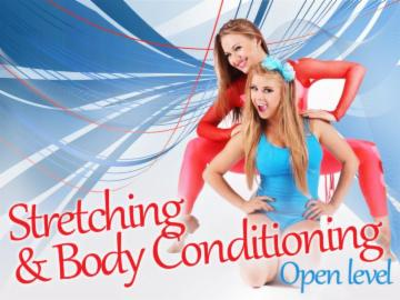 Stretching & Body Conditioning z Sandrą i Edytą