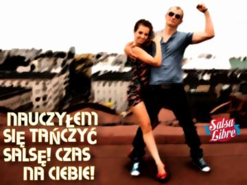 Salsa on2 od podstaw w 1 weekend z Beatą i Mayerem 22-23.04
