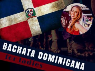 Bachata Dominicana for ladies z Agnieszką 2.03