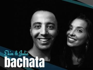 Bachata S-open crash course Julia&Ekin 30.11-1.12