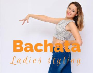 Crash course bachata solo z Magdą 25-26.05