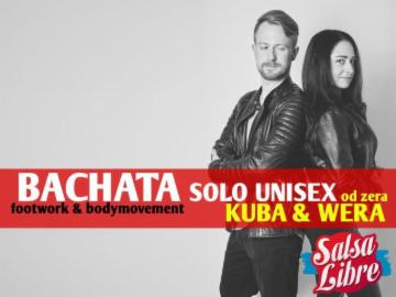 Bachata solo unisex, footwork & bodymovement 4.10