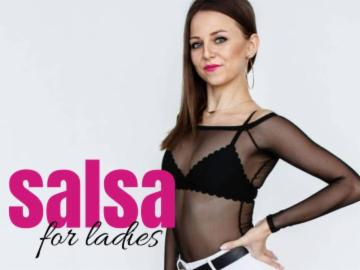 Salsa for ladies od podstaw z Adą 30.10