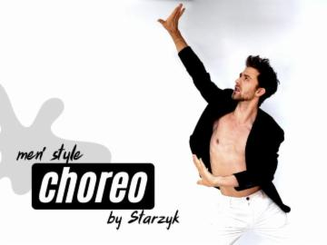 Men style choreo project by Tomek Starzyk 21.05