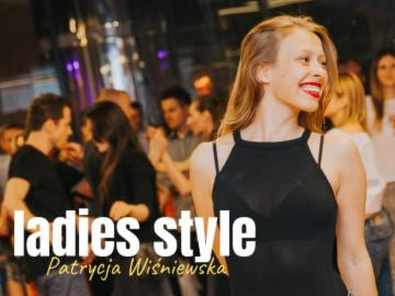 Ladies style open level z Pati 21.05