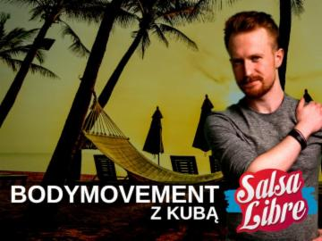 Bodymovement open z Kubą 11.10