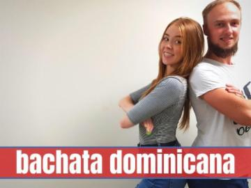 Bachata Dominicana crash course Aga & Łukasz 2-3.11