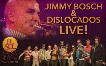 Jimmy Bosch LIVE!